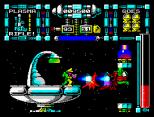 Dan Dare 3 - The Escape ZX Spectrum 35