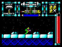 Dan Dare 3 - The Escape ZX Spectrum 38