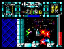 Dan Dare 3 - The Escape ZX Spectrum 41