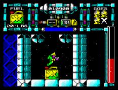 Dan Dare 3 - The Escape ZX Spectrum 43