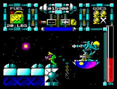 Dan Dare 3 - The Escape ZX Spectrum 44