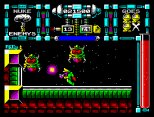 Dan Dare 3 - The Escape ZX Spectrum 50