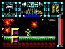 Dan Dare 3 - The Escape ZX Spectrum 52