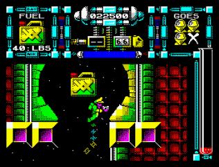 Dan Dare 3 - The Escape ZX Spectrum 55