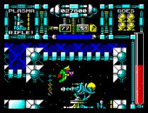 Dan Dare 3 - The Escape ZX Spectrum 58