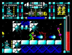 Dan Dare 3 - The Escape ZX Spectrum 59