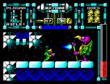 Dan Dare 3 - The Escape ZX Spectrum 61