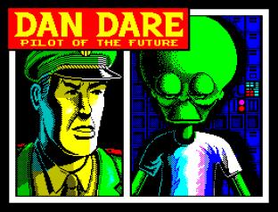 Dan Dare ZX Spectrum 01