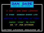 Dan Dare ZX Spectrum 02