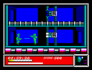Dan Dare ZX Spectrum 09