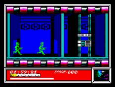 Dan Dare ZX Spectrum 10