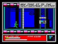 Dan Dare ZX Spectrum 11