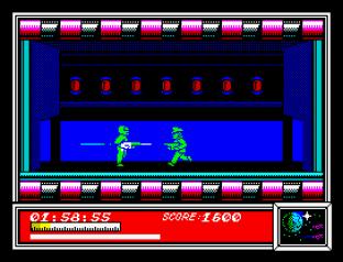 Dan Dare ZX Spectrum 12