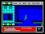 Dan Dare ZX Spectrum 16
