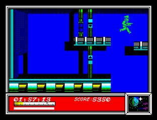 Dan Dare ZX Spectrum 20
