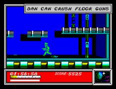 Dan Dare ZX Spectrum 21
