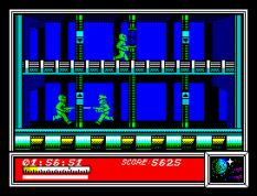 Dan Dare ZX Spectrum 22