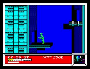 Dan Dare ZX Spectrum 23