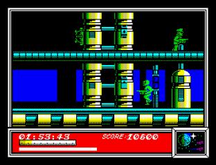 Dan Dare ZX Spectrum 31