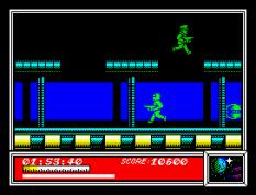 Dan Dare ZX Spectrum 32
