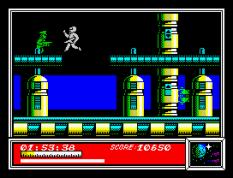 Dan Dare ZX Spectrum 33