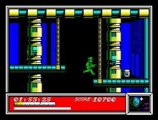 Dan Dare ZX Spectrum 34