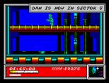 Dan Dare ZX Spectrum 38