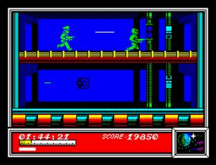 Dan Dare ZX Spectrum 42