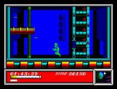 Dan Dare ZX Spectrum 43
