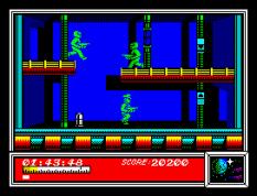 Dan Dare ZX Spectrum 44