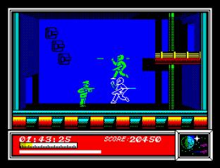 Dan Dare ZX Spectrum 45