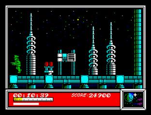 Dan Dare ZX Spectrum 53