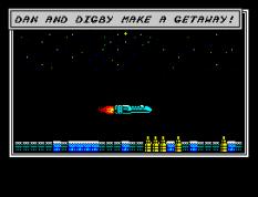Dan Dare ZX Spectrum 54