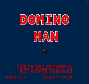 Domino Man Arcade 01