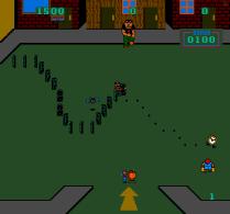 Domino Man Arcade 03