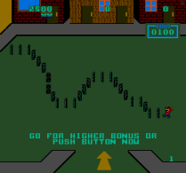 Domino Man Arcade 05
