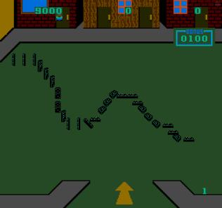 Domino Man Arcade 10