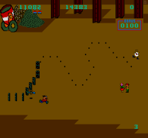 Domino Man Arcade 17