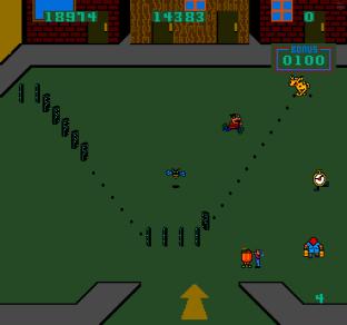 Domino Man Arcade 20