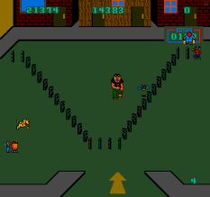 Domino Man Arcade 21