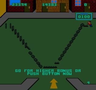 Domino Man Arcade 22