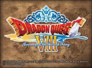 Dragon Quest 8 PS2 001