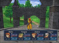 Dragon Quest 8 PS2 010