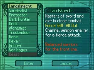 Etrian Odyssey 2 - Heroes of Lagaard Nintendo DS 005
