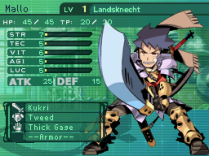 Etrian Odyssey 2 - Heroes of Lagaard Nintendo DS 009