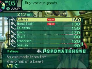 Etrian Odyssey 2 - Heroes of Lagaard Nintendo DS 034