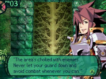 Etrian Odyssey 2 - Heroes of Lagaard Nintendo DS 052
