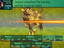 Etrian Odyssey 2 - Heroes of Lagaard Nintendo DS 081
