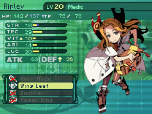 Etrian Odyssey 2 - Heroes of Lagaard Nintendo DS 095