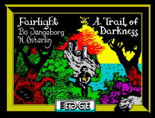 Fairlight 2 ZX Spectrum 01